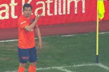 Emre Belözoğlu'na Türkiye Kupası maçında büyük tepki