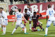 Elazığ'daki maçta eşitlik bozulmadı