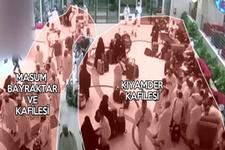 Mekke'deki cemaat kavgasının ilk görüntüleri