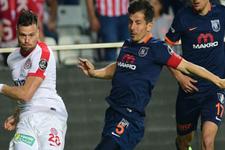 Antalyaspor-Medipol Başakşehir maçı sonucu ve özeti