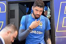 Fenerbahçe'de kaleci Fabiano veda etti