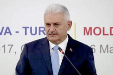 Başbakan Yıldırım'dan Moldovalı iş adamlarına çağrı
