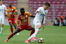 Galatasaray-Kasımpaşa maçı golleri ve geniş özeti