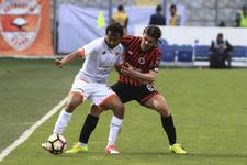 Gençlerbirliği - Adanaspor maçı sonucu