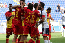 Göztepe Mersin İdmanyurdu maçında tam 11 gol!