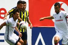 U21 derbisi Beşiktaş'ın oldu
