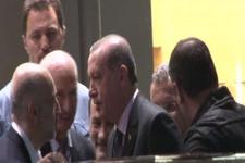 Erdoğan o ismi hastanede ziyaret etti