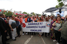 3.Uluslararası Antalya Yörük Festivali Başladı