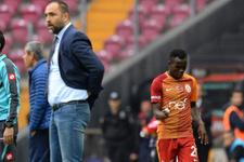 Galatasaray'dan Bruma'ya ceza!
