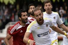 Gümüşhane'de 6 gol 1 kırmızı kart