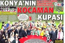 Günün spor gazete manşetleri! 1 Haziran 2017
