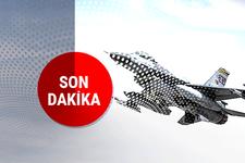 Türk Silahlı Kuvvetler jetleri havadan PKK'lıları vurdu