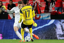 Manchester City Moraes'i transfer etti