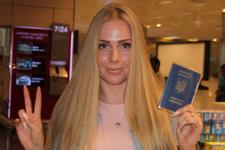 Ukrayna'dan kimliğini kapan geldi! Pasaportsuz dönem