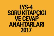 LYS Sosyal Bilimler soruları 2017 Tarih-Coğrafya-Felsefe cevap anahtarları