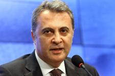 Fikret Orman'dan Beşiktaş açıklaması