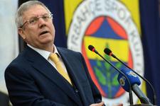 Fenerbahçeli futbolcudan Aziz Yıldırım'a küfür