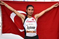 Esma Aydemir 10 bin metre Avrupa üçüncüsü