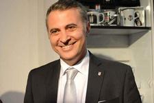 Beşiktaş Başkanı Fikret Orman'dan transfer açıklaması