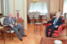 Kılıçdaroğlu Hüsamettin Cindoruk ile görüştü işte açıklamalar