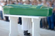 Tabutu açınca cenaze birden kıpırdamaya başladı