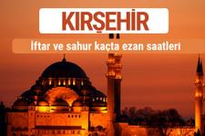 Kırşehir iftar ve sahur vakti imsak ezan saatleri