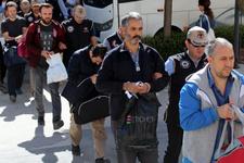 Eskişehir'de büyük FETÖ operasyonu: Memurlar, işçiler....