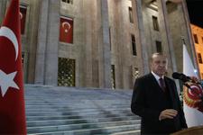 Erdoğan'dan Meclis'e seçim kanunu teklifi