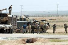 Türk ve Azerbaycan tankları harekete geçti!