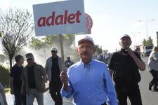 Kemal Kılıçdaroğlu adalet yürüyüşünde 2. gün neler oluyor?