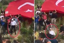 Adalet Yürüyüşü'ndeki Kılıçdaroğlu fena düştü