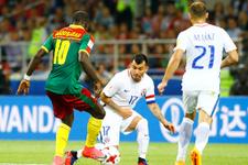 Şili Konfederasyonlar Kupası'nda Kamerun'u yendi