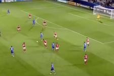 Genç İtalyan Pellegrini'den röveşata golü