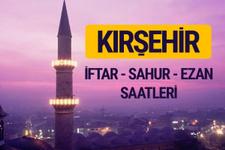 Kırşehir iftar saati imsak vakti ve ezan saatleri