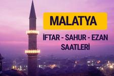 Malatya iftar saati imsak vakti ve ezan saatleri