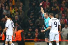 Fransız hakem Galatasaray maçını unutamıyor