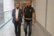 Her taşında altından çıkan firari FETÖ'cü polis yakalandı