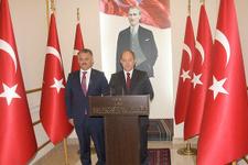 Sağlık Bakanı Akdağ şehit cenazesinden mesajı verdi