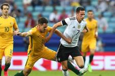 Almanya Avustralya karşısında zorlandı