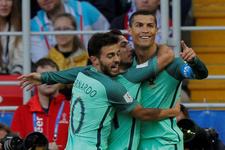 Portekiz Ronaldo'nun golüyle kazandı
