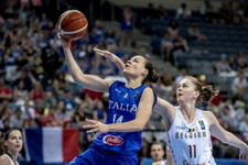 Avrupa Kadınlar Basketbol turnuvasında ilk yarı finalist belli oldu
