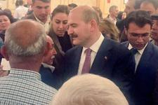 Süleyman Soylu Polatlı'da iftara katıldı