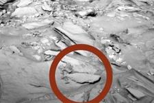 Bu görüntü Mars'ta çekildi herkes onun ne olduğunu merak ediyor