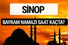Sinop bayram namazı saat kaçta 2017 saati