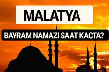 Malatya bayram namazı saat kaçta 2017 saati