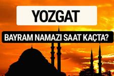 Yozgat bayram namazı saat kaçta 2017 saati