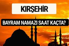 Ankara bayram namazı saat kaçta 2017 saati