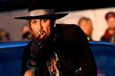 Johnny Depp'ten Donald Trump'a açık tehdit!