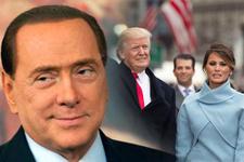 Berlusconi'den skandal sözler