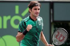 Federer'den bir zafer daha